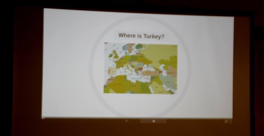 Prezentace o Turecku
