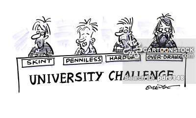 University Challenge.